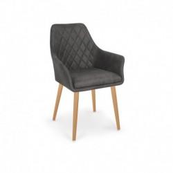 Kėdė K287 tamsiai ruda