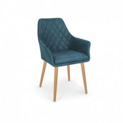 Kėdė K287 tamsiai mėlyna