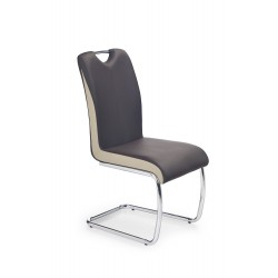 Kėdė K184 ruda
