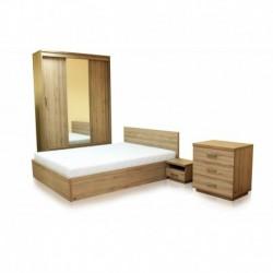 Miegamojo baldų komplektas Hera