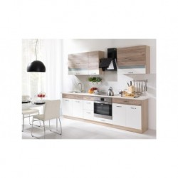 Virtuvės baldų komplektas Econo A