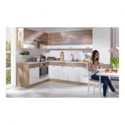 Virtuvės baldų komplektas Econo kampinis