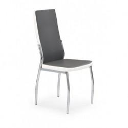 Kėdė K210 pilka-balta